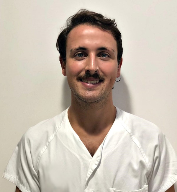 Pedro fisioterapeuta
