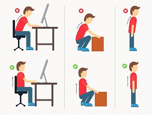 ergonomia postural