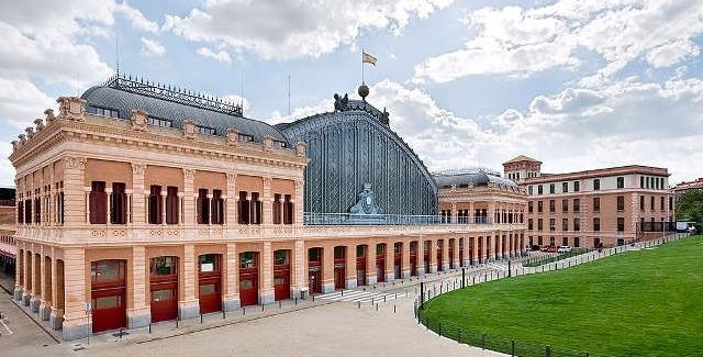 fisioterapia a domicilio en Atocha - Madrid
